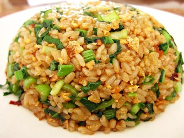 川味小松菜炒饭